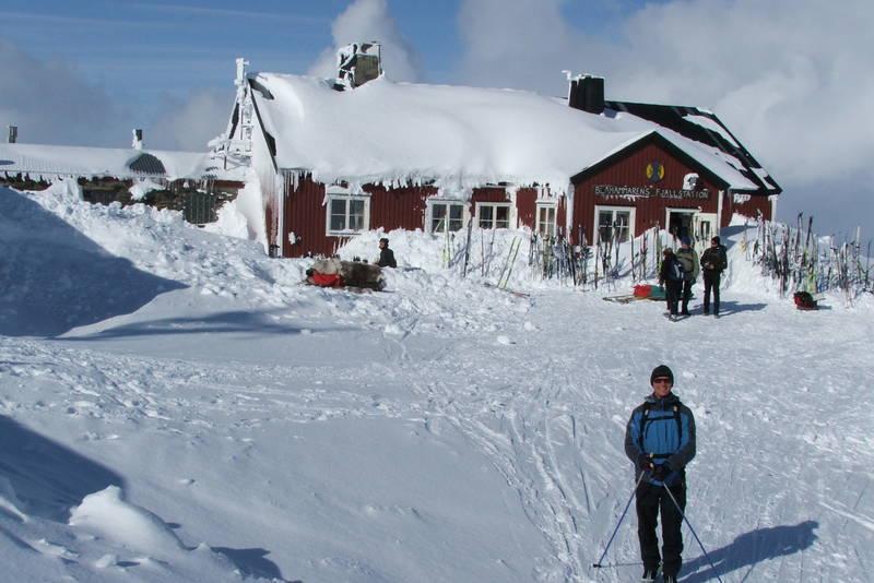 Langfredag Blåhammaren Fjellstation i Storlien