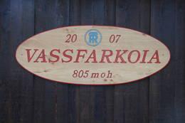 Vassfarkoia - Foto: Ole-Martin Høgfoss