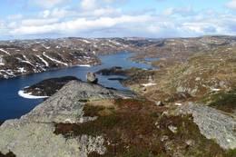Setesdalsheiene - Foto: DNT Sør