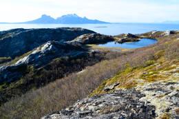 Pollvatnet i Bodø - Foto: Tursiden for Bodø og Salten