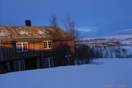 Selvbetjeningshytte på Storerikvollen - Foto: Marianne Rønning