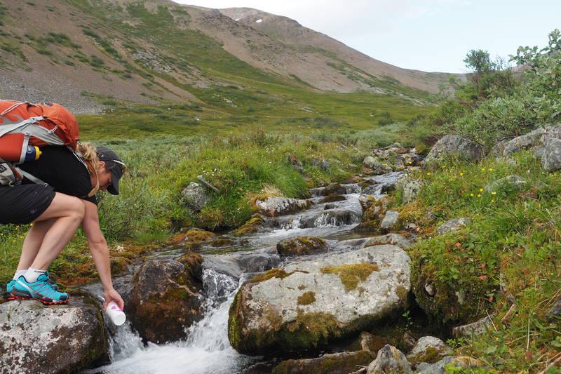 Ta med vann fra Mariadalen
