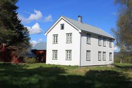 Bakkan gård - Foto: Kathrine Kragøe Skjelvan