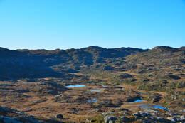 Utsyn mot Morgonsvatnet - Foto: Roald Årvik