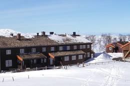Jøldalshytta - Foto: Trondhjems Turistforening