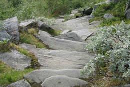 Munketrappene - Foto: www.fjellogfiske.no