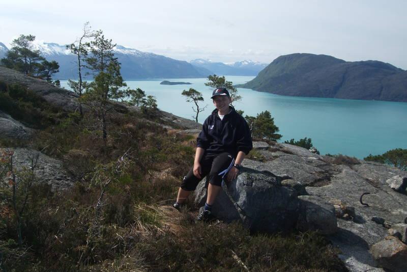 Utsikt mot Varaldsøy