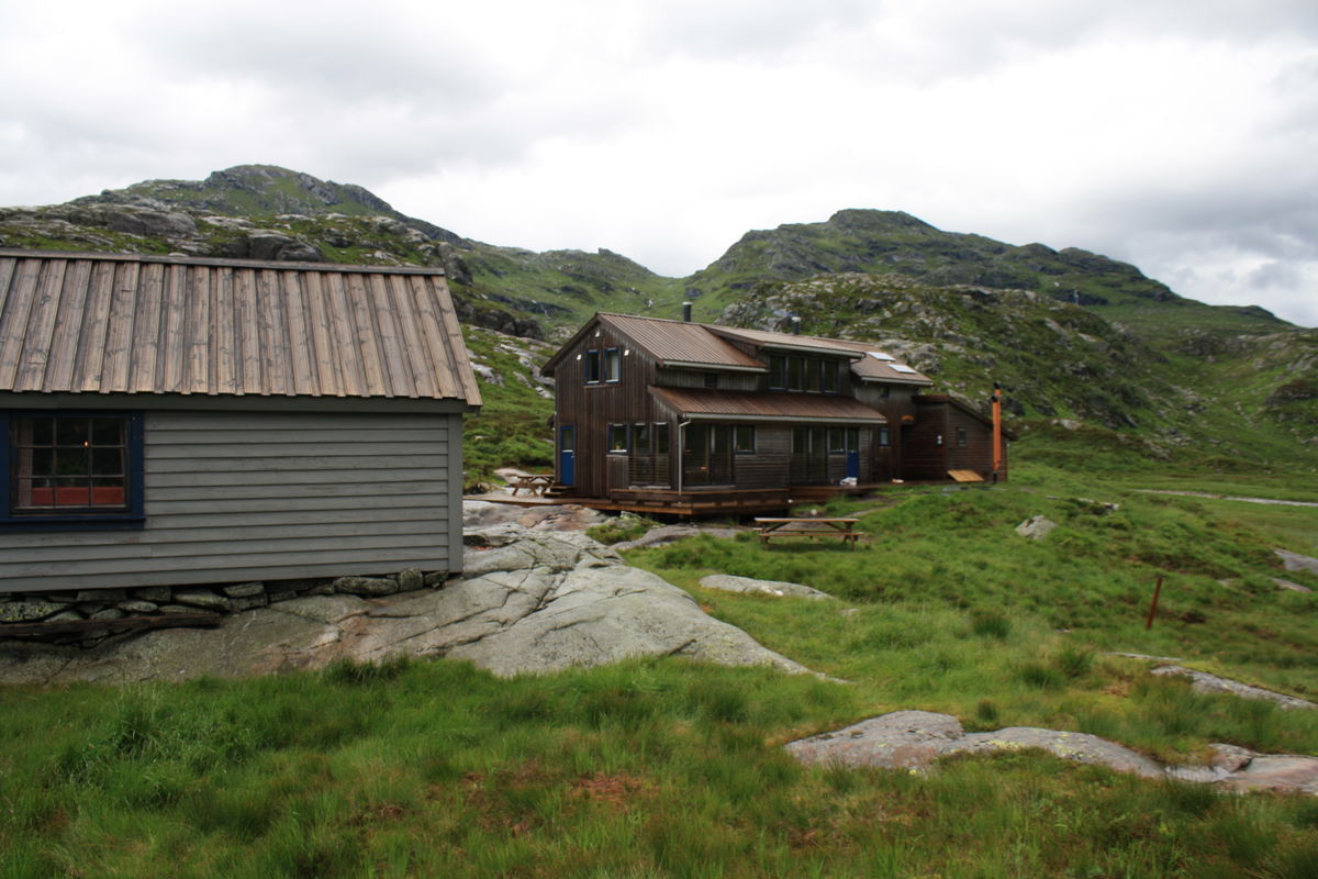 Blomstøl i Etnefjellet. Haugesund Turistforening.