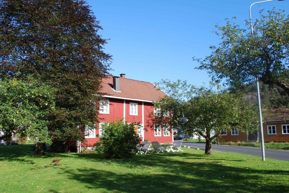 Det gamle posthuset bygdemuseum på Konsmo