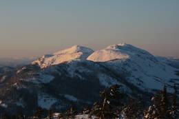 Vinter på Roholtfjell -  Foto: Cato Listaul