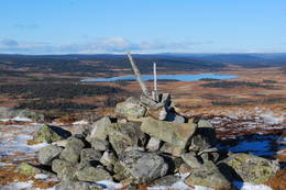 Steinviksfjellet -  Foto: Erik Ilseng