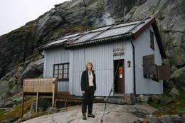 Høsstur til Demmevasshytta - Foto: DNT Fjellsport Bergen