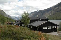 Gjendebu og området rundt - Foto: DNT Oslo og Omegn