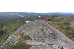 Utsikt mot Svanstul - Skien - Foto: Knut H Solhaug
