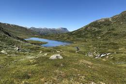 Instebotnvatn  - Foto: Anne Cecilie Kapstad