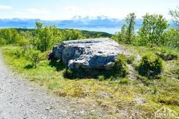 Junkerfjellet i Bodø - Foto: Tursiden for Bodø og Salten