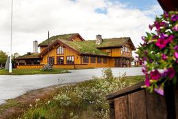 Hovden fjellstoge -  Foto: Marit Kvaale
