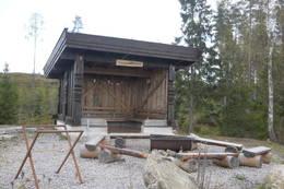Rasteplass til fri bruk -  Foto: Trygve Årbog