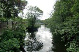 Utsiktsplatting i Figvedparken -  Foto: Ukjent