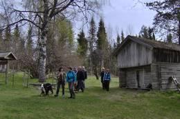 Fra fellestur på Lebiko, 2010 - Foto: Åsmund Skasdammen