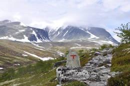 I løpet av turen blir det utsikt mot Langglupdalen. -  Foto: DNT Oslo og Omegn