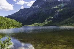 Utsikt over Malåvatnetn - Foto: Kjell Fredriksen