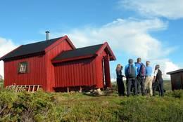 Godlidalshytta - Foto: Hamar og Hedemarken Turistforening
