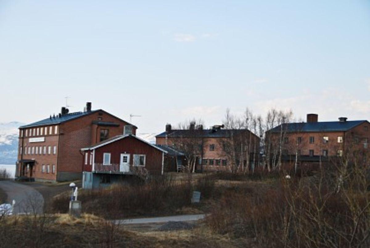 Abisko Turiststation, Lappland, Nord-Sverige