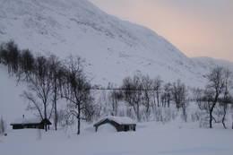 Vinterstemning - Foto: Jorun Winther