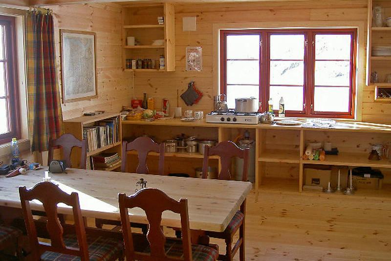 Kjøkken Norddalshytten