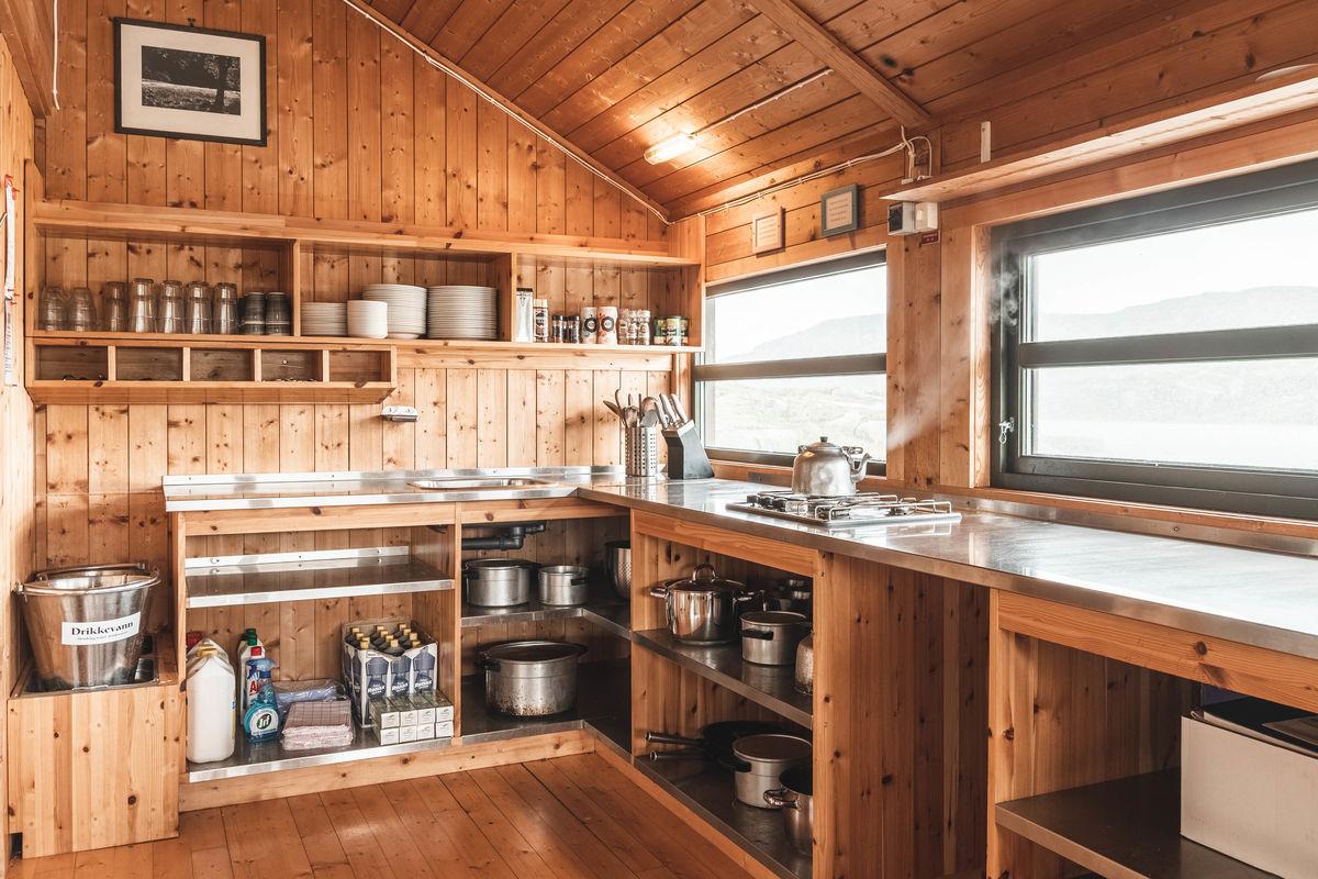 Kjøkken Børsteinen
