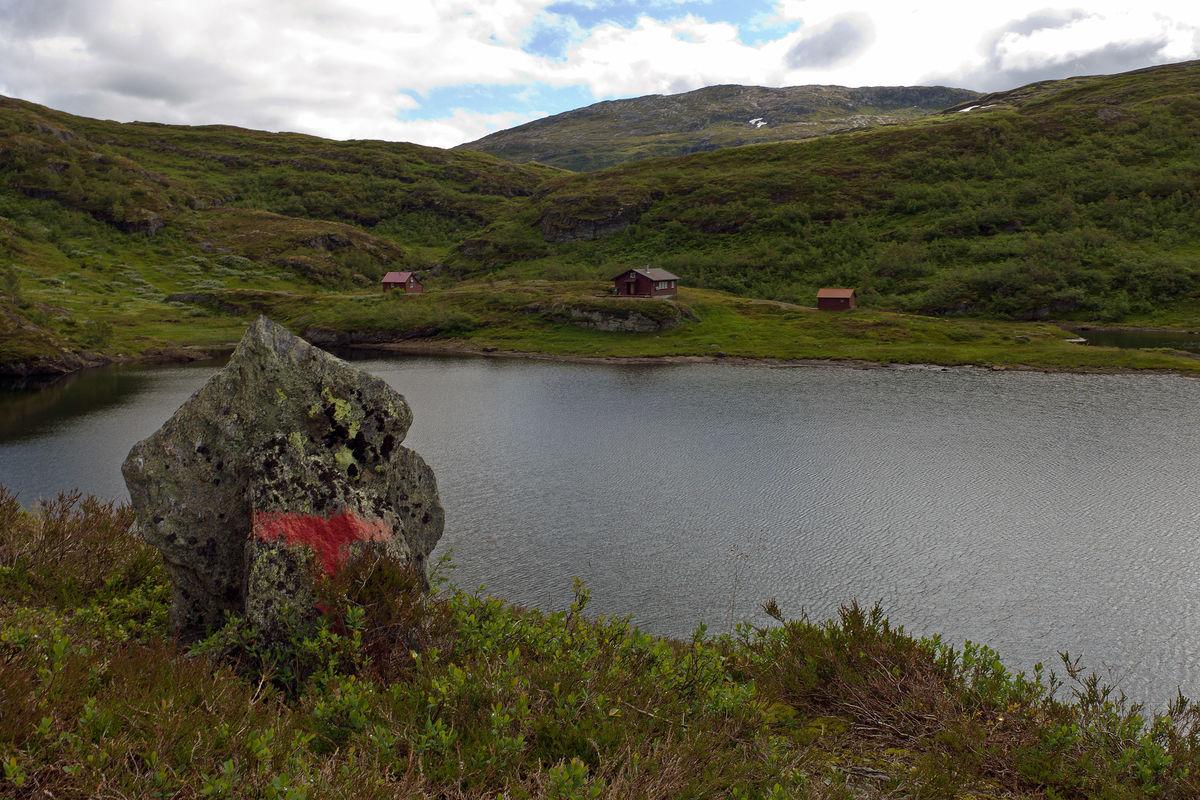 Torvedalshytta 8/8 - 2012 tilhørende Voss utferdslag