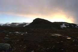 Utsikt mot Nupseggi -  Foto: Aina Staveland Johnsen