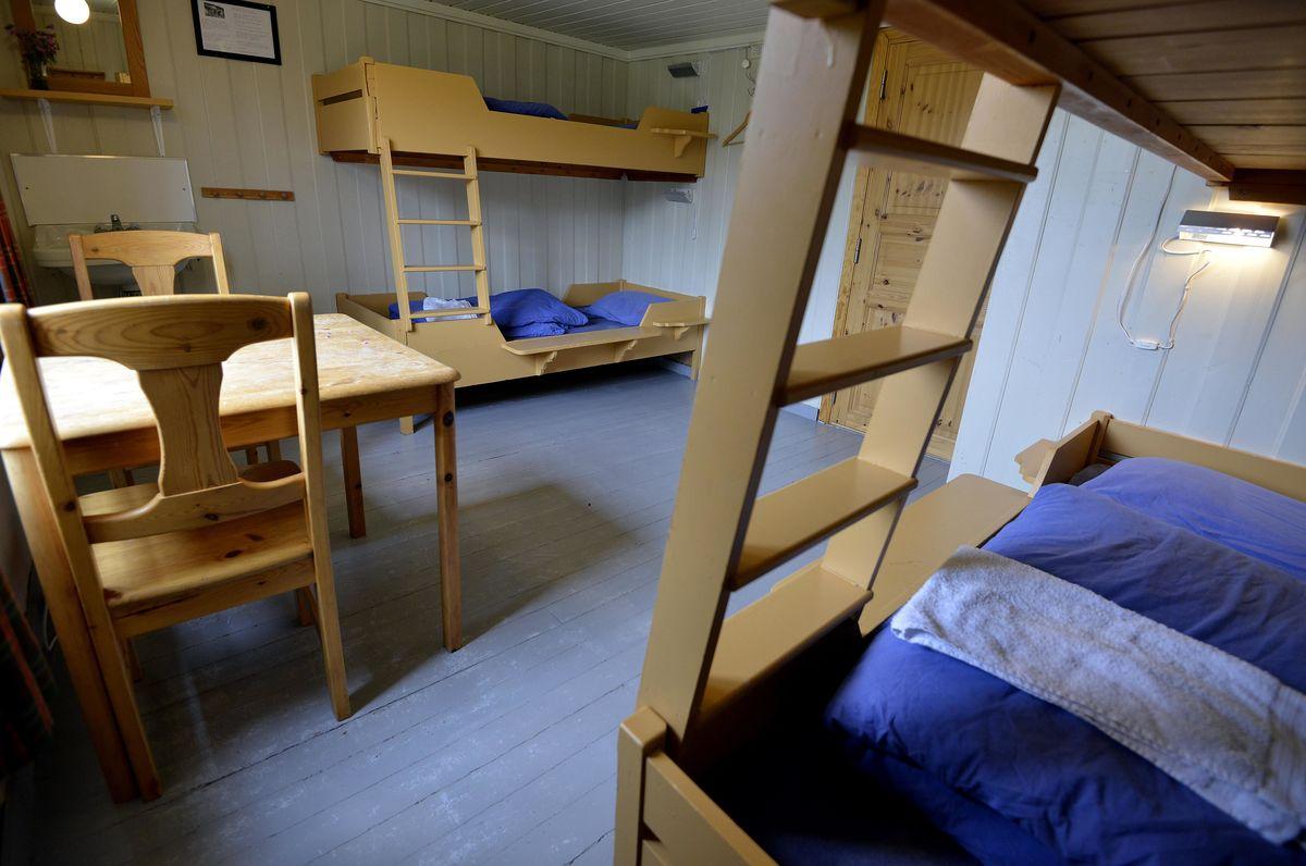 Koselige rom med enkel standard