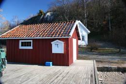 Kystledhytta Sildevika - Foto: Telemark Turistforening