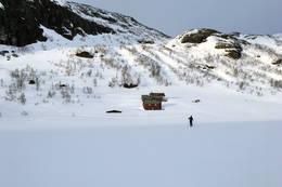 BT-hytten - Foto: Johnny Bjørge