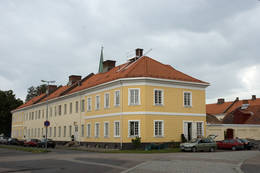 Kaserne - Foto: Ukjent
