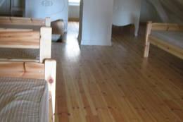 Soverom 2. etasje Mule Varde - Foto: Børre Baardseth