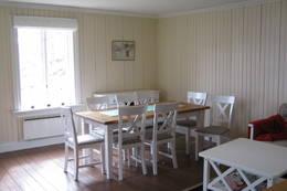 Stue og spisestue, Mule Varde - Foto: Børre Baardseth