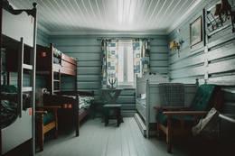 Rom nr. 4. Her pleide Nansen å bo da han besøkte Høgevarde - Foto: Thomas Sagvik