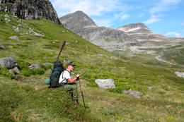 I Eiterdalen - Foto: Trondhjems Turistforening