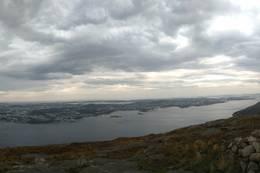 udsigt fra Dalsnuten, panorama 1 -  Foto: Eva Rauls