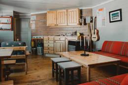 Kjøkken - Foto: Thomas Sagvik