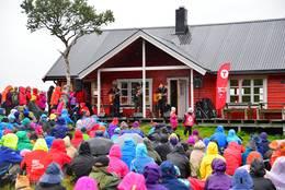 Konsert på Turlagsstua med brødrene Bremnes! - Foto: Trond Løkke
