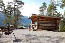 Gildra naturmøteplass -  Foto: Karoline Hildenes