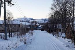 Byløypa - vinterperle -  Foto: maickspaick