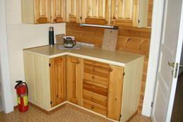 Kjøkkenkroken - Foto: Njål Vadla