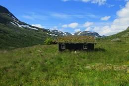 Turen går til Kljåen. -  Foto: Monica Muldbakken