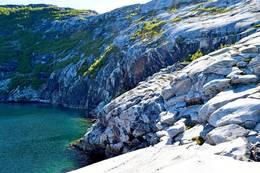 Fjæretur langs Elvefjorden - Foto: Tursiden for Bodø og Salten