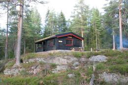 Småvannsbu -  Foto:  Hans Raftevold